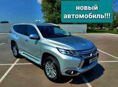 Хабаровск Pajero Sport 2019