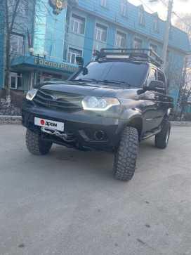 Горно-Алтайск Пикап 2015