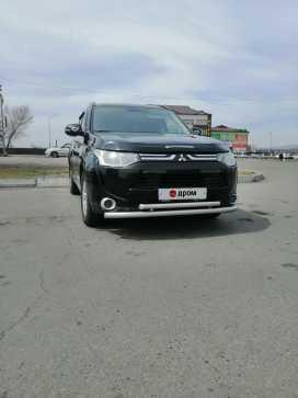 Кызыл Outlander 2012