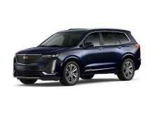 Москва Cadillac XT6 2021