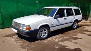 Москва Volvo 940 1995