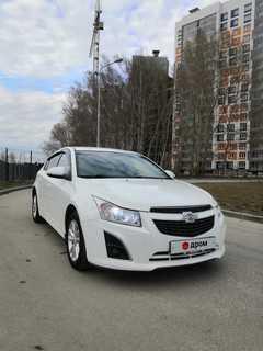 Томск Cruze 2014