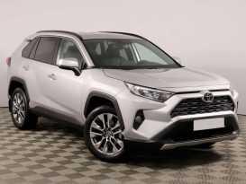Челябинск Toyota RAV4 2021