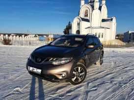Иркутск Nissan Murano 2013