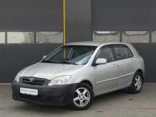 Москва Corolla Runx 2005