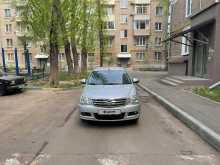 Москва Almera 2016