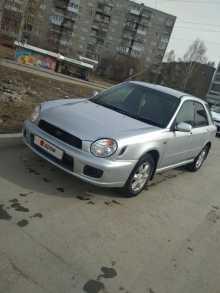 Екатеринбург Impreza 2001