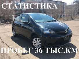 Улан-Удэ Toyota Vitz 2016