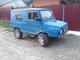 Иркутск ЛуАЗ-969 1989