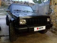 Бахчисарай Jeep Cherokee 1992