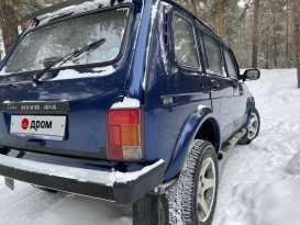 Барнаул 4x4 2131 Нива 2007