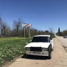 Джанкой 2107 1988