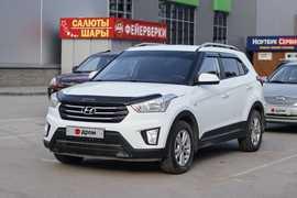 Барнаул Hyundai Creta 2016
