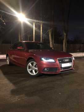 Москва Audi A4 2011