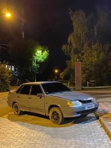 Серпухов 2115 Самара 2001