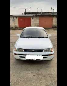 Невинномысск Corolla 1991