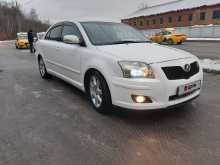 Москва Avensis 2008