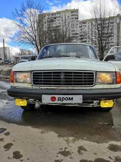Зеленоград 31029 Волга 1997