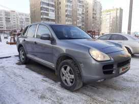 Челябинск Cayenne 2005