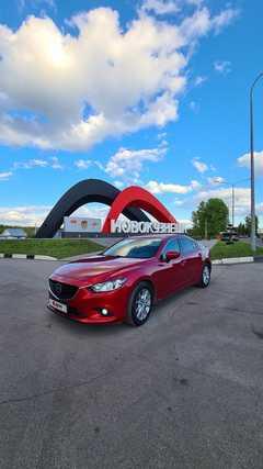 Новокузнецк Mazda6 2013