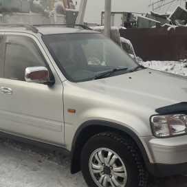 Кызыл Honda CR-V 1998