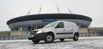 Санкт-Петербург Ларгус 2013