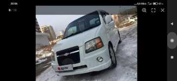 Белогорск Wagon R Solio 2000