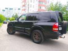 Москва Montero 2004
