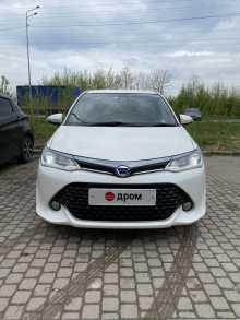 Санкт-Петербург Corolla Fielder