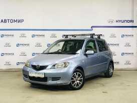 Новосибирск Mazda Demio 2003
