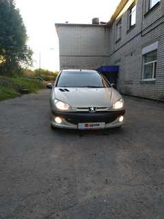 Петрозаводск Peugeot 206 2007