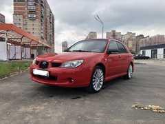 Краснодар Impreza 2006