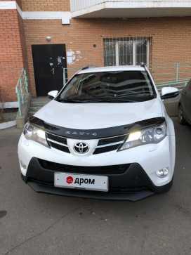 Улан-Удэ Toyota RAV4 2013