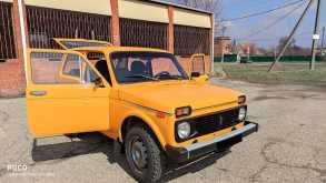 Брюховецкая 4x4 2121 Нива 1983