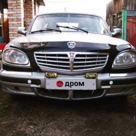 Абакан 31105 Волга 2007