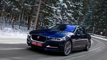 Иркутск Jaguar XE 2017
