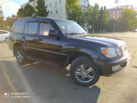Кызыл LX470 2002