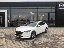 Минеральные Воды Mazda6 2020
