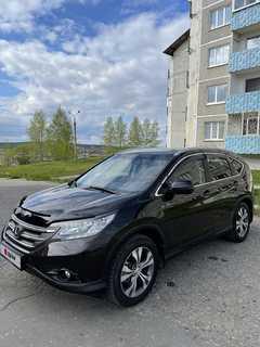 Шелехов CR-V 2013