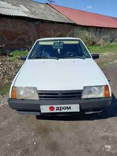 Черкесск Лада 2109 1991