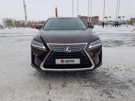 Новосибирск Lexus RX200t 2017