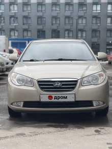 Москва Elantra 2009