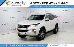 Новосибирск Fortuner 2018