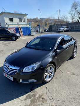Владивосток Opel Insignia 2012
