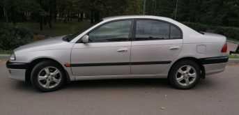 Чебаркуль Avensis 2000