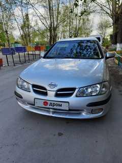 Кызыл Almera 2001