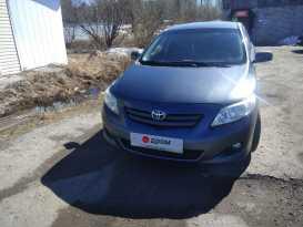 Омутнинск Corolla 2008