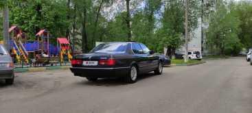 Москва BMW 7-Series 1989