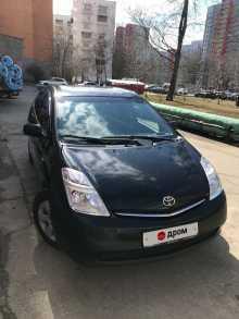 Москва Prius 2006
