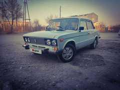 Кызыл 2106 1987